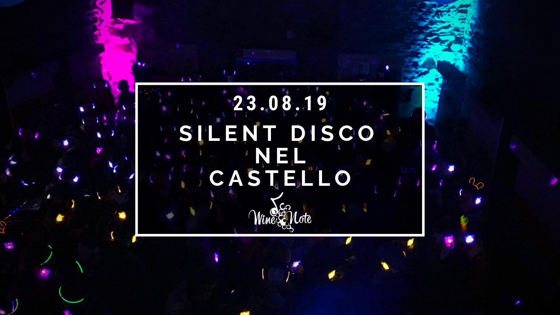 Silent disco Notte Bianca 2