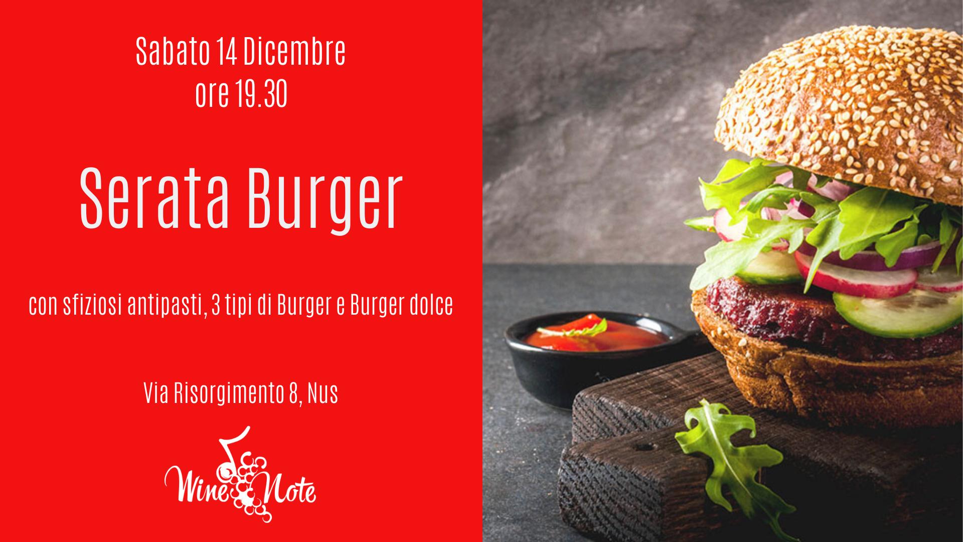 Serata Burger